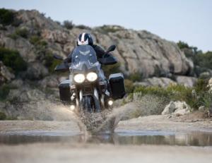 Moto Guzzi Stelvio Allroad