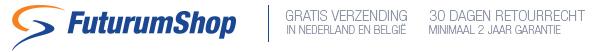 Futurumshop gratis verzending in Nederland