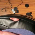 SENA SHM10R maak ruimte voor de kabel